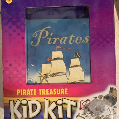 Pirate Treasure Kid Kit